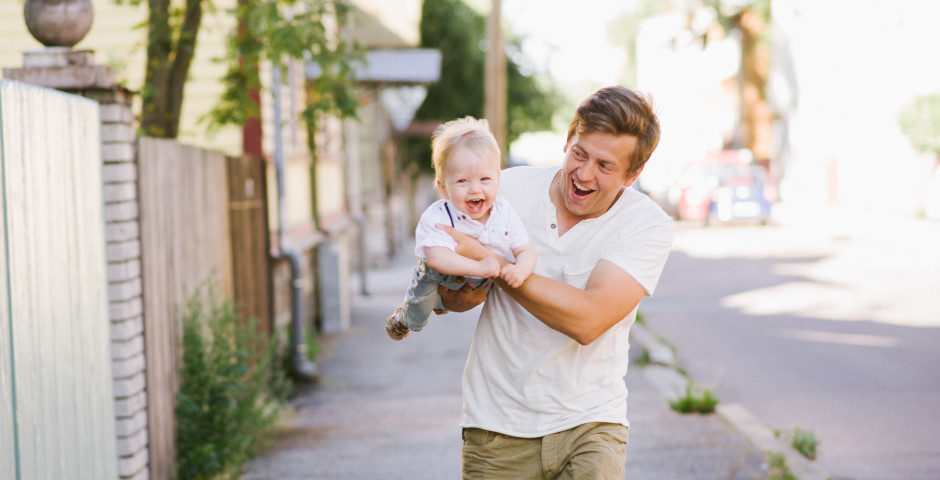 Uus blogis: Karmeni ja Raimo pere